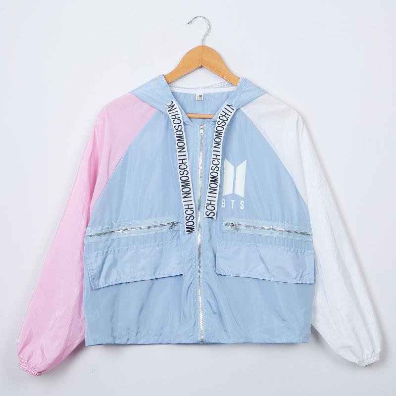 BTS Candy 'Oversized' Jacket - Totemo Kawaii Shop