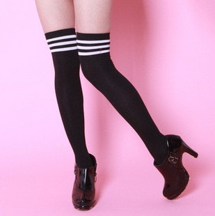 Lolita Thigh Socks - Totemo Kawaii Shop