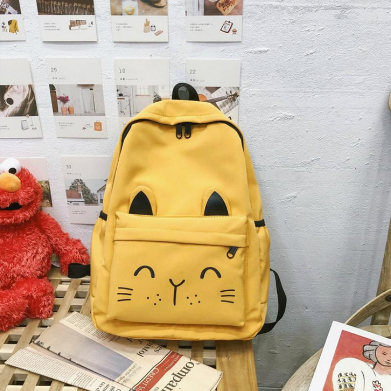 Smiling Kitty Backpack