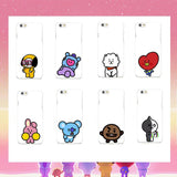 BTS X BT21 Phone Case