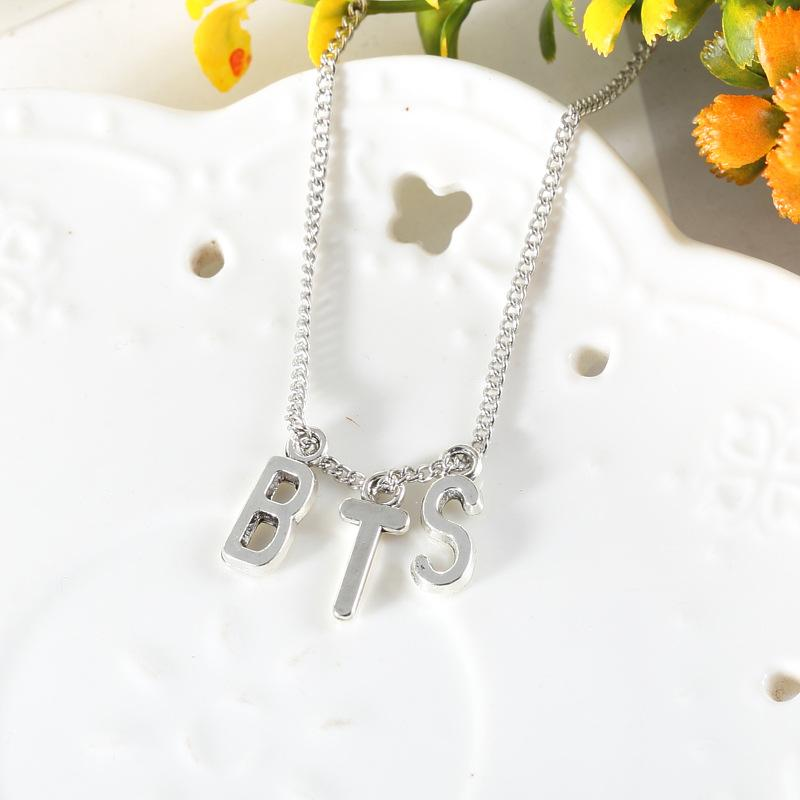NEW BTS Necklace