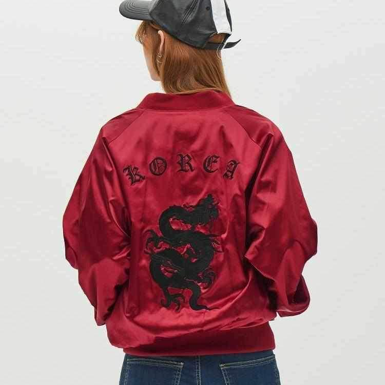 G-Dragon Korean Dream Bomber Jacket