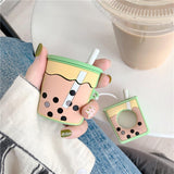 Bubble Tea AirPods Case