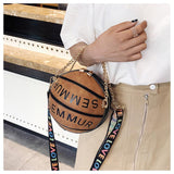 Basketball Shoulder Bag - Totemo Kawaii Shop
