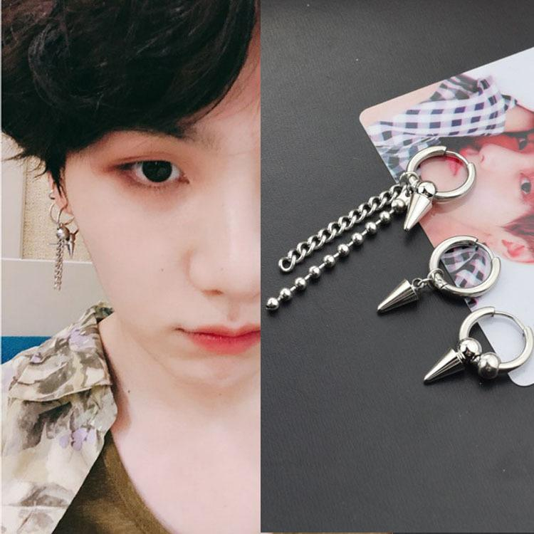 amazing price usa cheap sale info for BTS X SUGA Earring