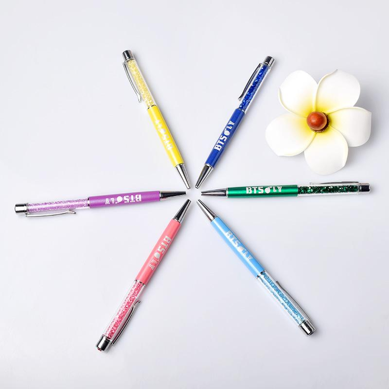 BTS Summer Pen Set (Pack of 6)