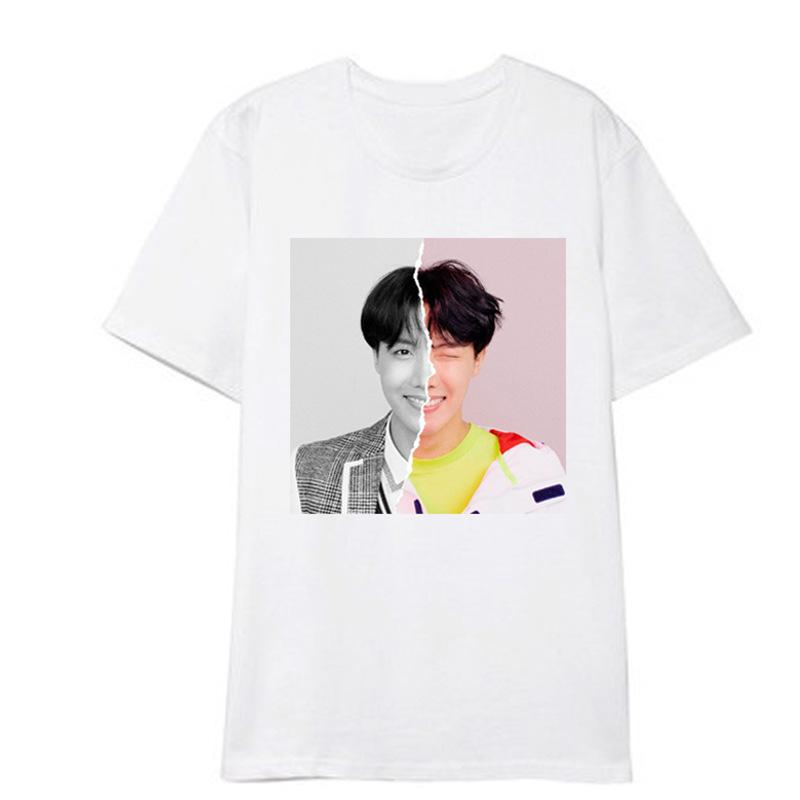 BTS Love Yourself: Answer Bias Tee