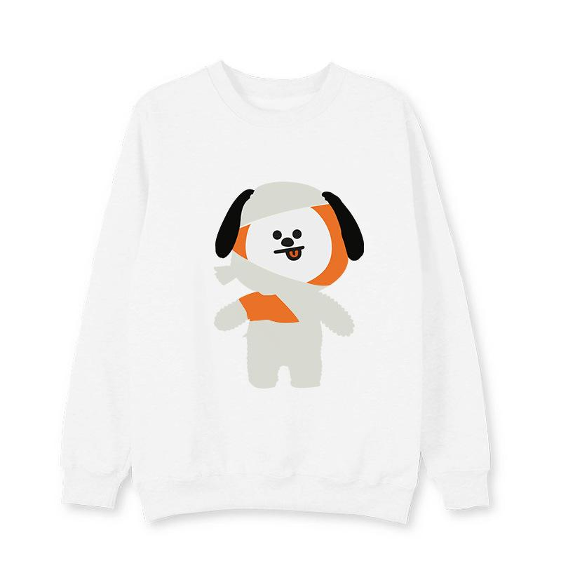 BT21 Halloween 'Oversized' Pullover - Totemo Kawaii Shop
