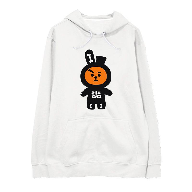 BT21 Halloween 'Oversized' Hoodie - Totemo Kawaii Shop