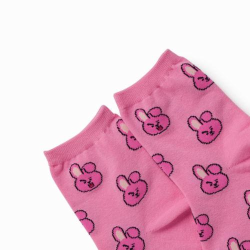 BT21 Pattern Socks - Totemo Kawaii Shop