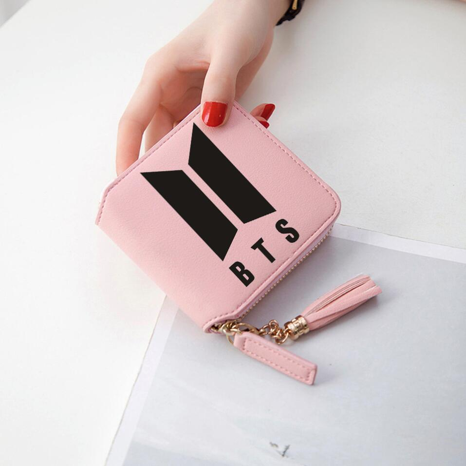 BTS Mini Wallet - Totemo Kawaii Shop