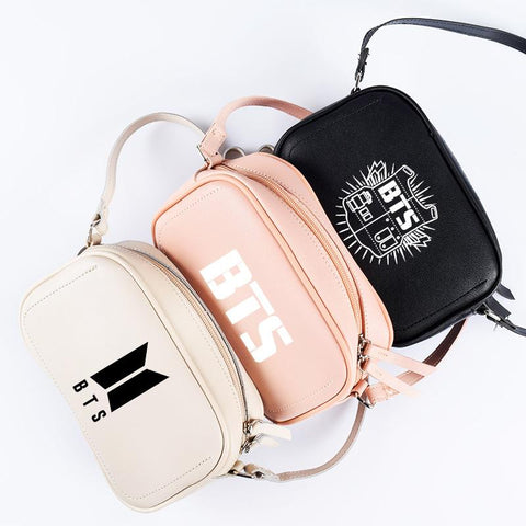 BTS Classic Shoulder Bag - Totemo Kawaii Shop