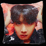 FREE BTS PERSONA Magic Pillow