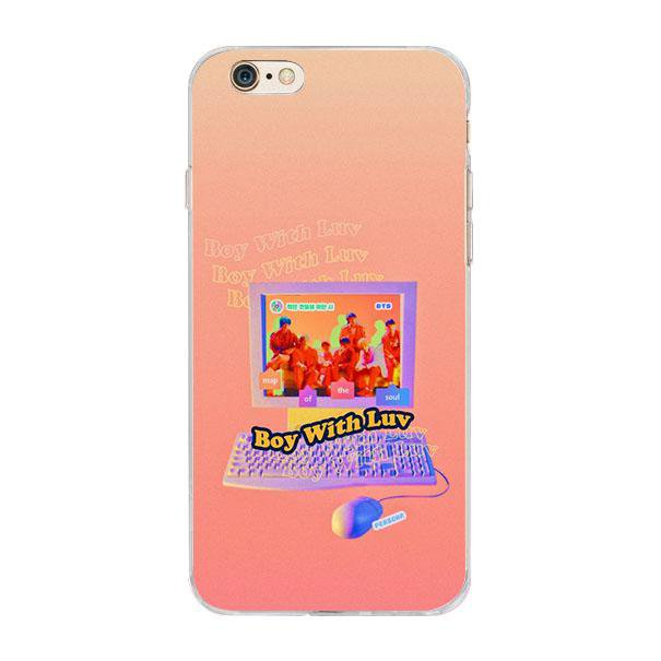 BTS 'Boy With Luv' Phone Case - Totemo Kawaii Shop