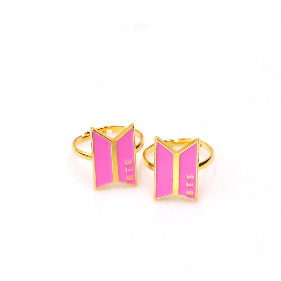 FREE BTS Summer Aesthetic Ring