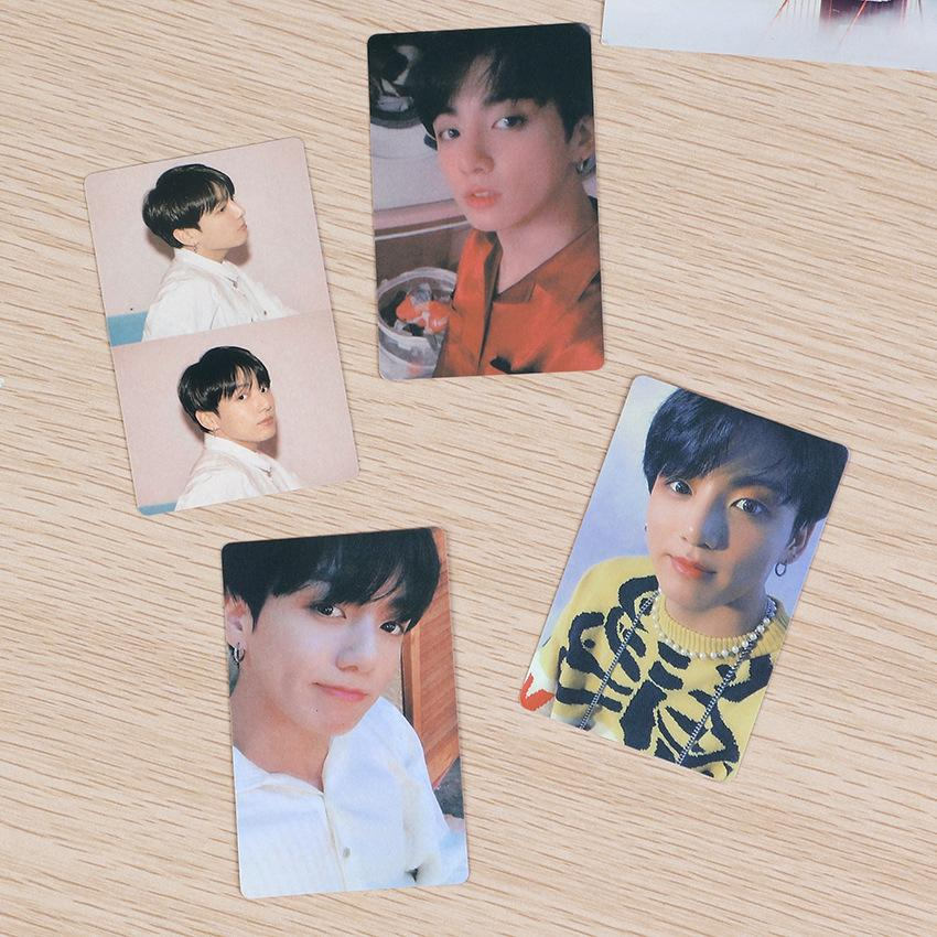 BTS Map Of The Soul PERSONA Self Photo Cards