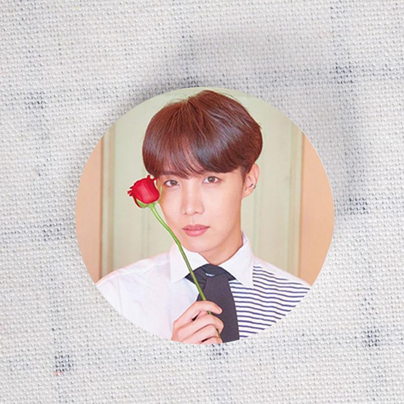 BTS Map Of The Soul PERSONA 'Rose' Pop Socket