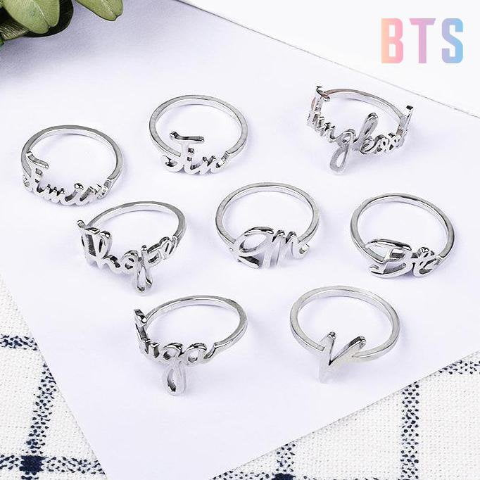 BTS Bias Ring - Totemo Kawaii Shop