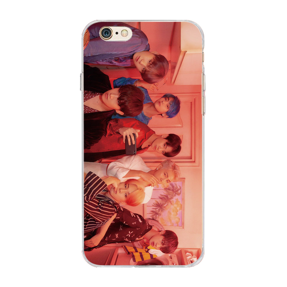 BTS Map Of The Soul PERSONA Bias Phone Case [iPhone] - Totemo Kawaii Shop