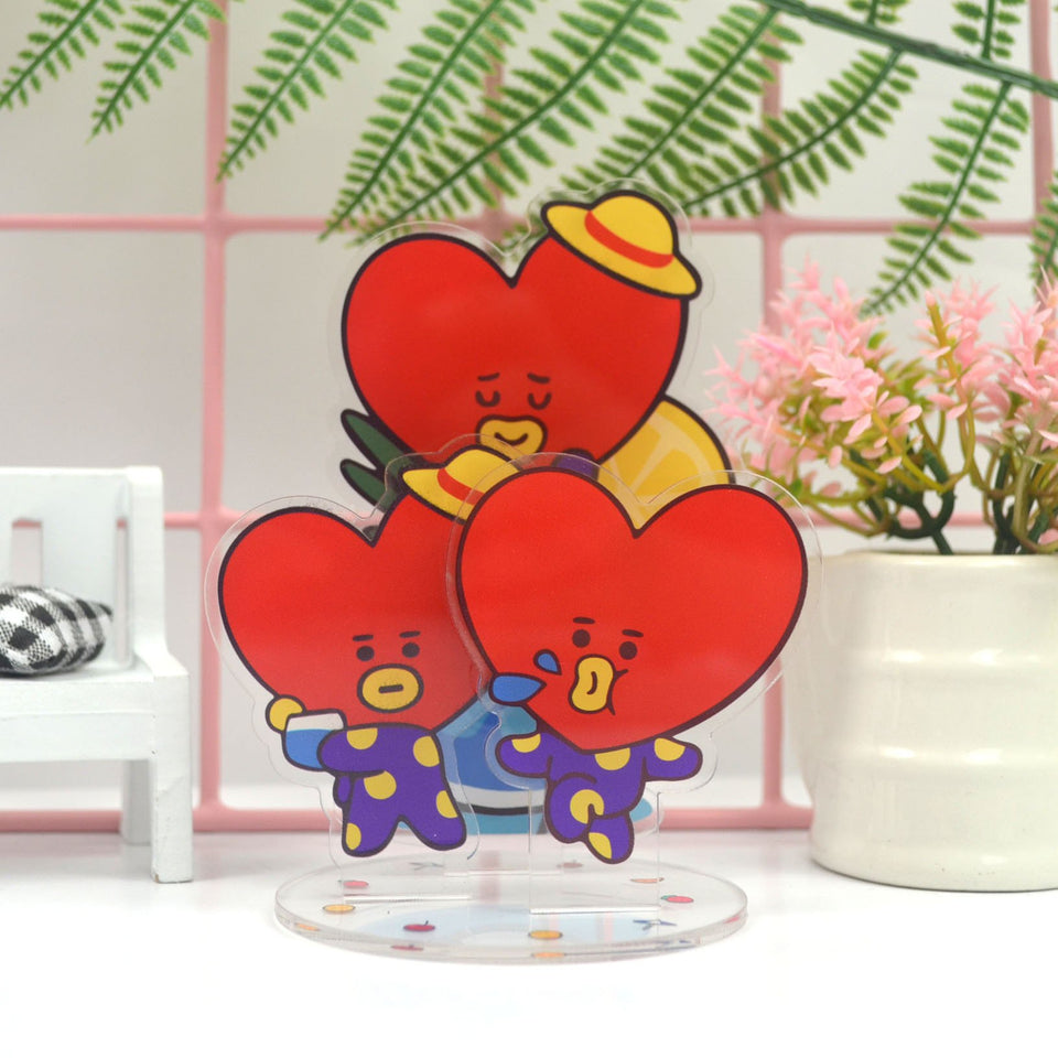BT21 Desk Standing Figure
