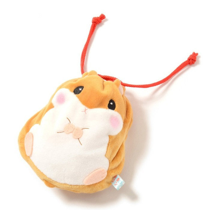 Kawaii Hamster Pouch - Totemo Kawaii Shop