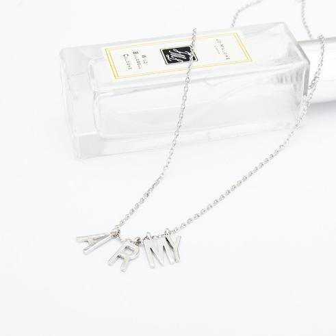 FREE BTS X ARMY Necklace