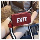 EXIT Shoulder Bag