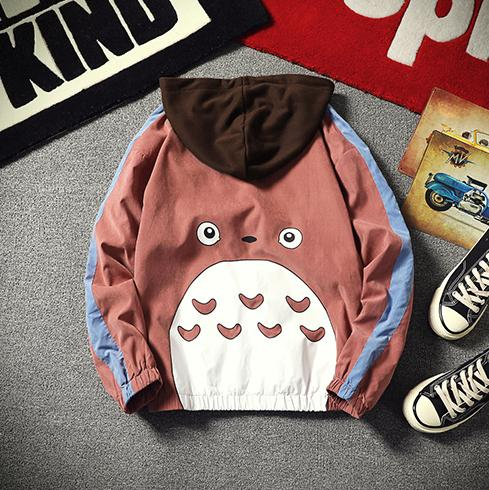 Totoro Wind Breaker Jacket