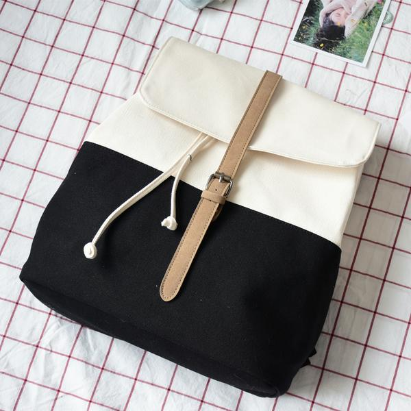Japanese Minimalist Backpack - Totemo Kawaii Shop