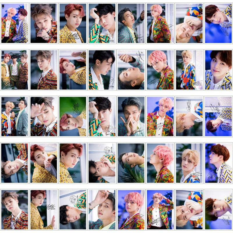 BTS Idol Photo Cards