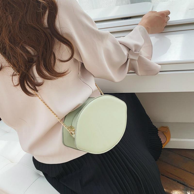 Korean Fresh Lemon Shoulder Bag