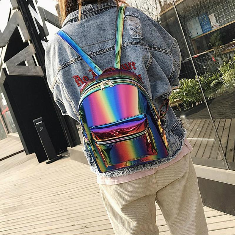 Aesthetic Laser Backpack