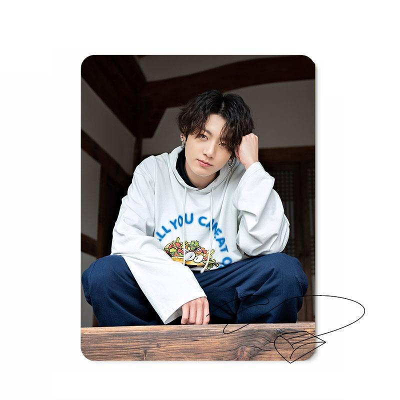 BTS 2019 Summer Package in Korea Mouse Pad