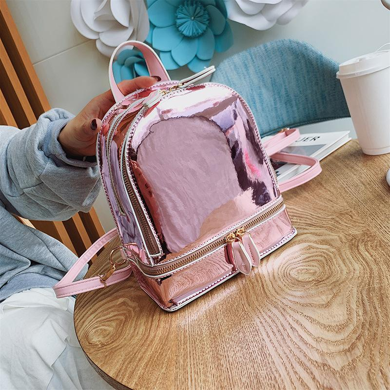 Spring Holographic Backpack