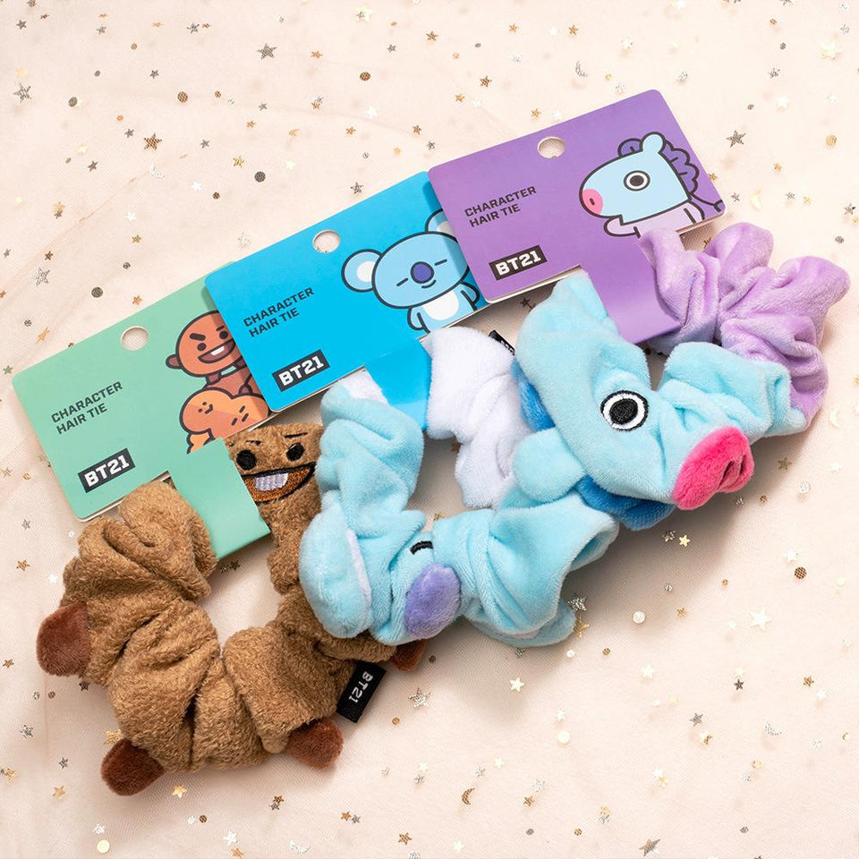 BT21 Character Hair Tie