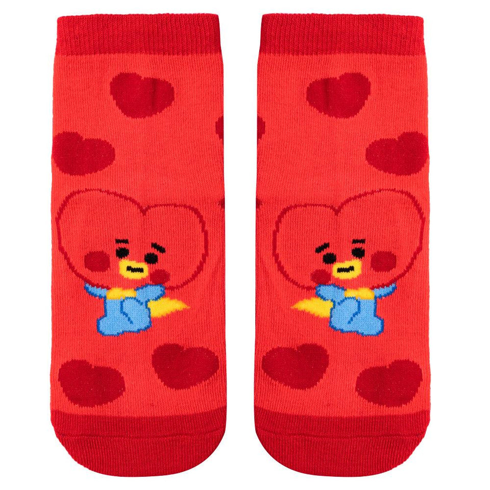 BTS X BT21 Baby Socks