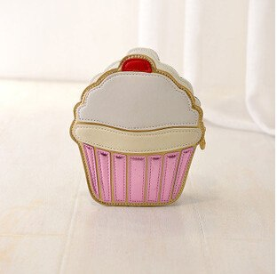 Vanilla Cupcake Crossbody Bag - Totemo Kawaii Shop