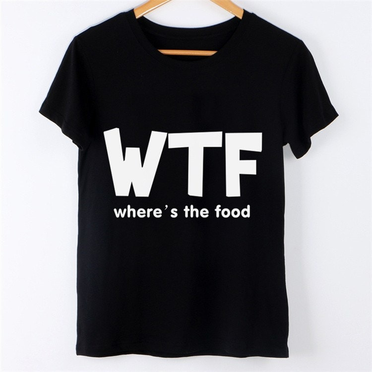 WTF Tee - Totemo Kawaii Shop
