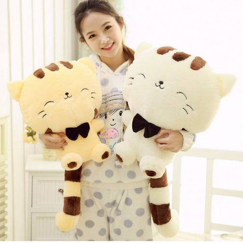 Happy Kitty Plush Toy - Totemo Kawaii Shop