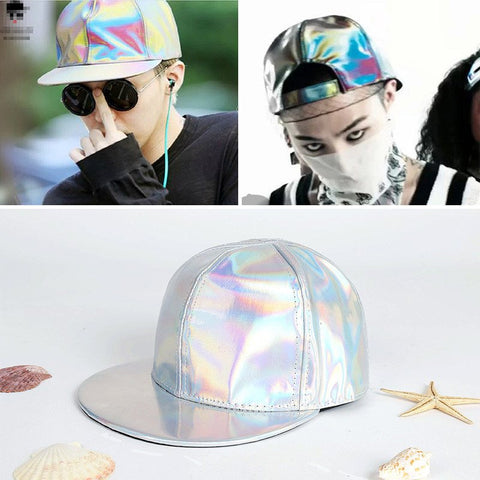 Bigbang G-Dragon Color Changing Snapback - Totemo Kawaii Shop
