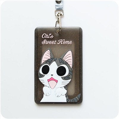 Cute Cartoon Card Holder - Totemo Kawaii Shop