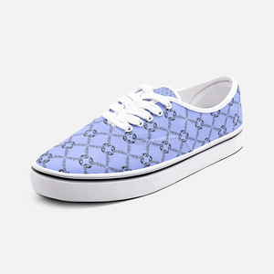 Periibleu Positivity Canvas Sneakers