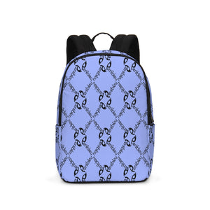 Periibleu Positivity Large Backpack