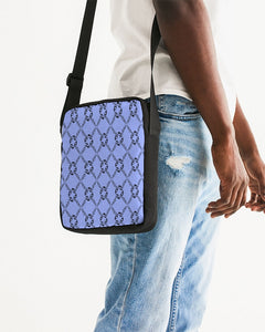 Periibleu Positivity Messenger Bag