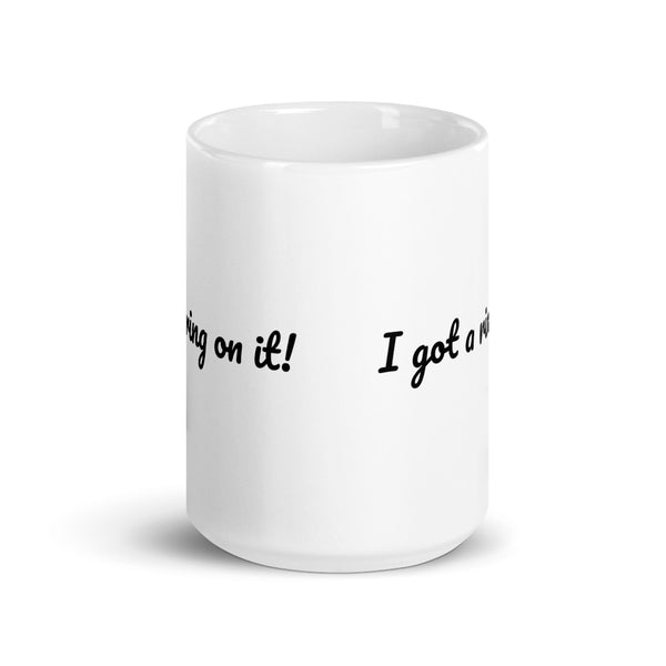 "Periibleu ""I Got A Ring On It!"" Mug - Periibleu"