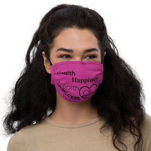 Periibleu Positivity Vision Board Face Mask
