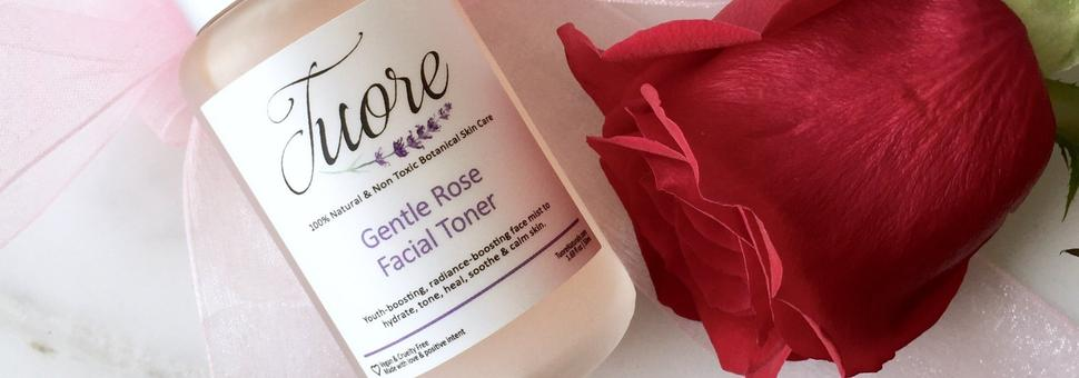 Gentle Rose Facial Toner