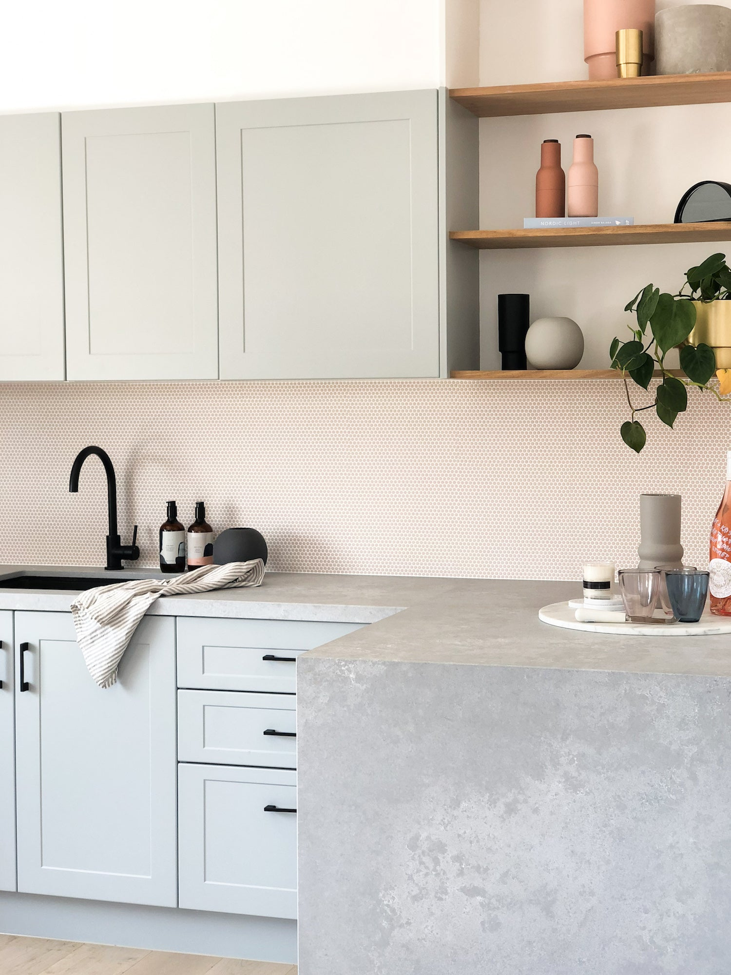 Giving the new norsuHOME concept store some kitchen love