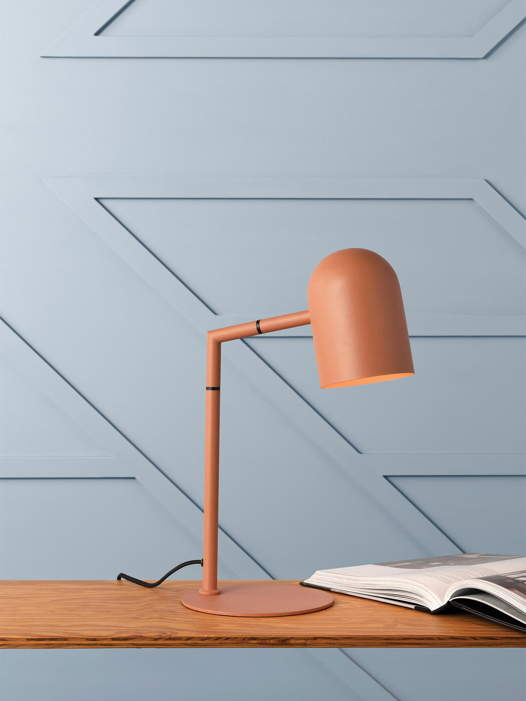 Pia desk lamp - Terracotta (4567381934164)