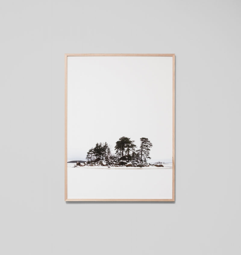Middle of Nowhere Baltic View Print (4545500086356)
